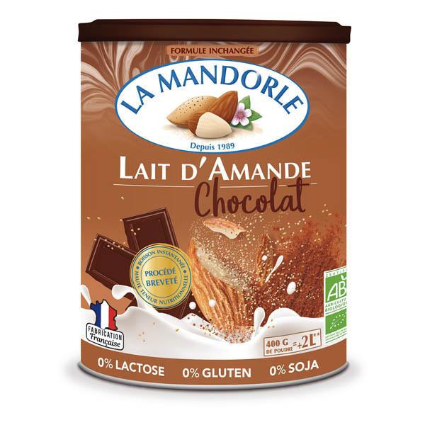 La Mandorle - Lait d'amande chocolat 400g