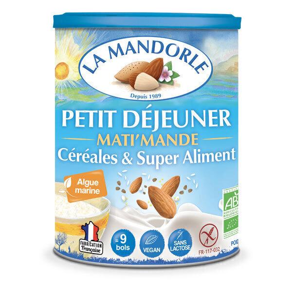 La Mandorle - Mati'Mande aux Céréales Germées 400g