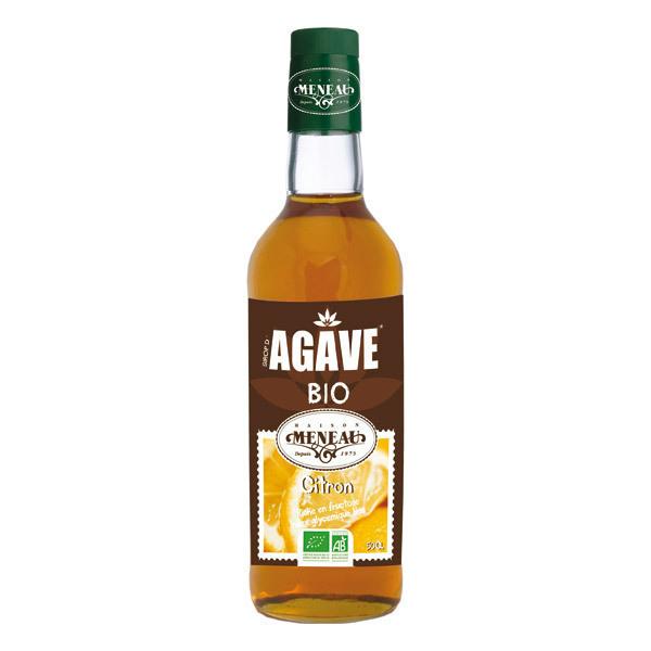 Organic Lemon Agave Syrup 50cl Maison Meneau | Shop online ...