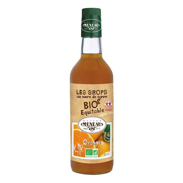 Maison Meneau - Sirop d'Orange Bio 50 cl