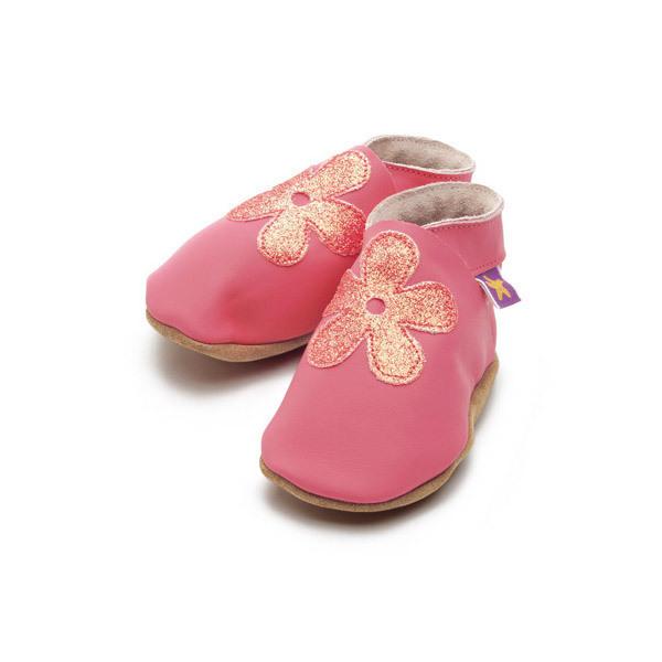 Starchild - Babyschuhe aus Leder Starchild Blossom