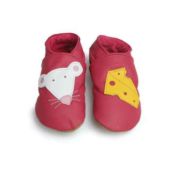 Starchild - Chaussons Starchild Minnie & Cheese