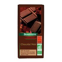 Bonneterre - Chocolat noir patisserie, 60% cacao, 200g