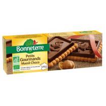 Bonneterre - Petits gourmands muesli choco, 150g