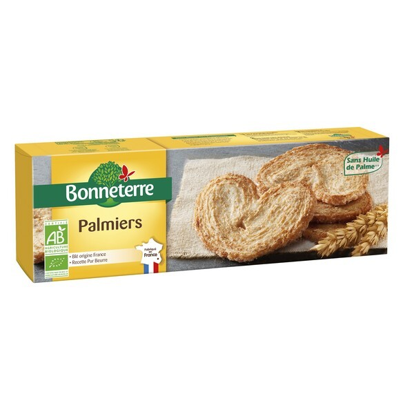 Bonneterre - Palmiers 100g