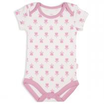 """Kite Kids - Body bébé """"Tulip print"""", coton bio"""