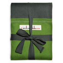 Je porte mon bébé - JPMBB Original Stretchy Wrap Grey Green & Pistachio