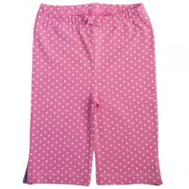 "Kite Kids - Legging bébé ""Pink spot"", coton bio, coloris rose"