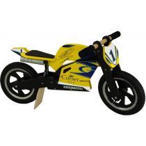 Kiddi Moto - Draisienne, Heroes  Troy Corser , de Kiddi Moto, couleur jaune