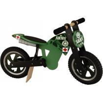 Kiddi Moto - Draisienne, Scrambler  Army Scrambler , de Kiddi Moto