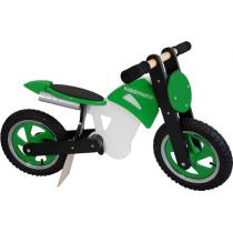 Kiddi Moto - Draisienne, Scrambler Green, Black and White, de Kiddi Moto