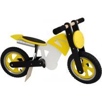 Kiddi Moto - Draisienne, Scrambler Yellow, Black and White, de Kiddi Moto