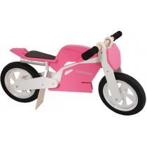 Kiddi Moto - Draisienne, Superbike Pink and White, de Kiddi Moto