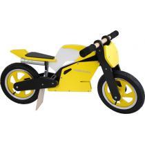 Kiddi Moto - Draisienne, Superbike Yellow, White and Black, de Kiddi Moto