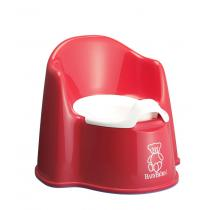 Babybjorn - Fauteuil pot BB coloris rouge