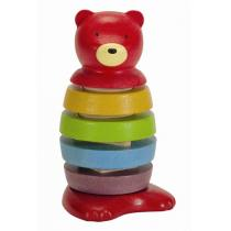 PlanToys - Stacking Bear