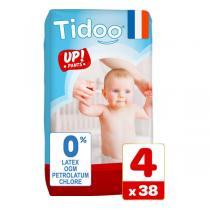 Tidoo - 38 Culottes d'apprentissage T4 8-15kg  Nature