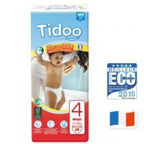 Tidoo - 38 Culottes Ecologiques T4-M - 8-15kg