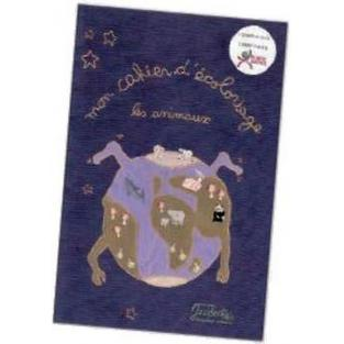Arplay - Cahier d'Ecoloriage - Animaux