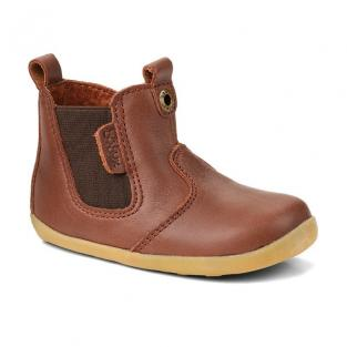 "Bobux - Chaussures ""Jodphur boot"", Collection Step up, coloris marron"