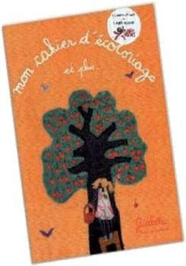 Arplay - Cahier d'Ecoloriage - Nature