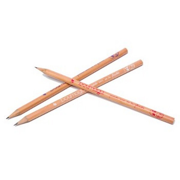 """Boumaga - Crayon en bois, """"Boumaga"""", à l'unité ou par lot de 3"""