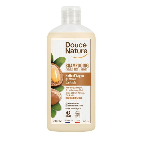 Douce Nature - Shampooing Crème Argan 250ml