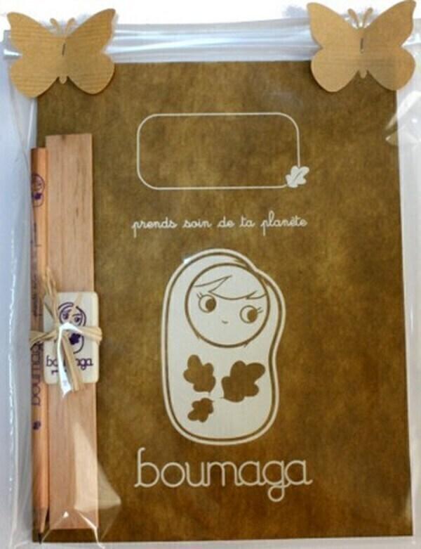 "Boumaga - Pack Complet ""Boumaga"""