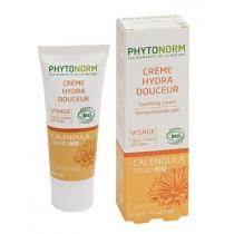 Phytonorm - Crème hydra douceur au Souci bio, 50ml