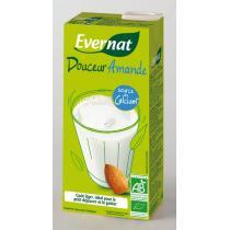 Evernat - Douceur d'amande au calcium bio - 1 L