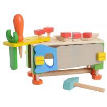 EverEarth - Boîte à outils Etabli - Dès 3 ans