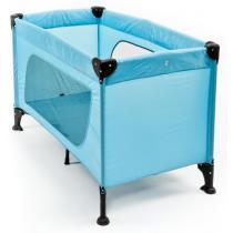 "Quax - Lit pliable mobile, coloris bleu ""Aqua"""
