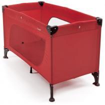 Quax - Lit pliable mobile, coloris rouge, de Quax
