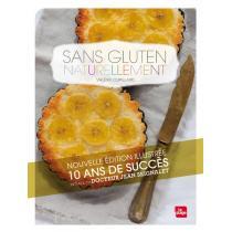 Editions La Plage - Livre  Sans gluten naturellement illustré  par V. Cupillard