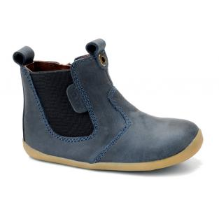 "Bobux - Chaussures ""Jodphur boot"", Collection Step up, coloris charbon"