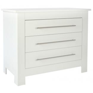 Quax - Commode de la collection Axelle, coloris Blanc