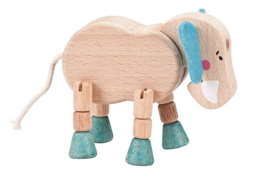 EverEarth - Animal d'Afrique, Eléphant articulé