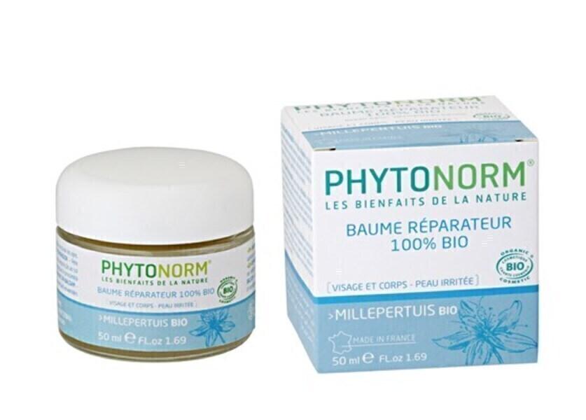 Phytonorm - Baume réparateur au millepertuis bio, 50ml
