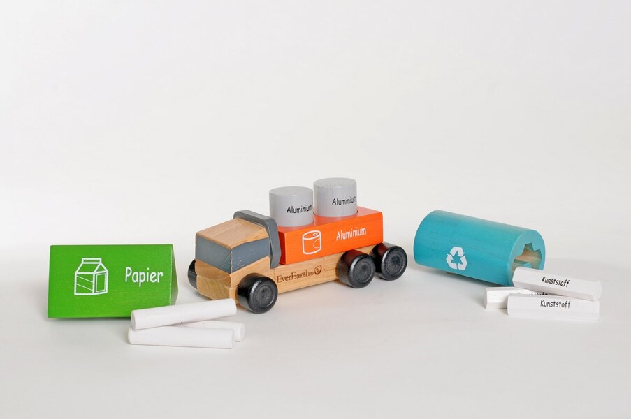 EverEarth - Camion Eco-Recycler