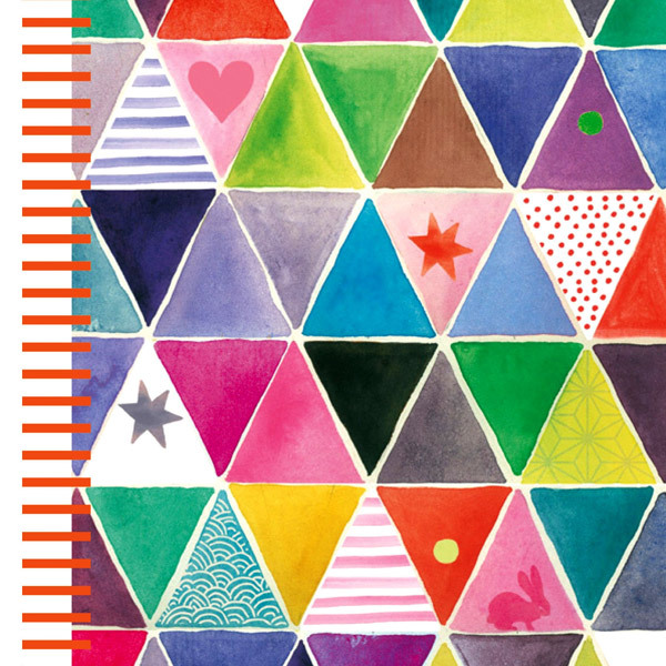 Arplay - Carnet Losange, 144 pages