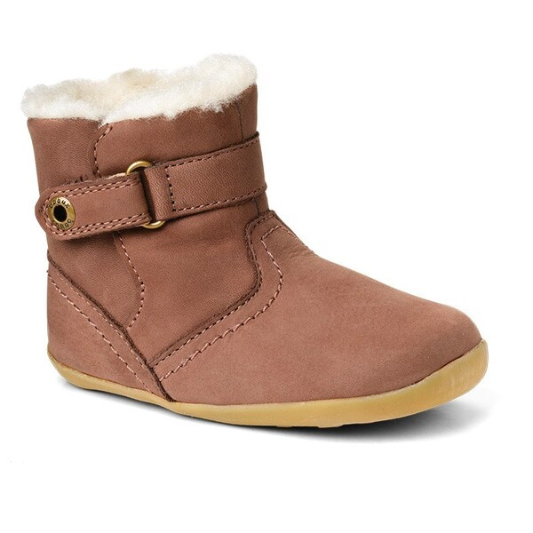 """Bobux - Chaussures """"Storm boot"""", Collection Step up, coloris marron"""