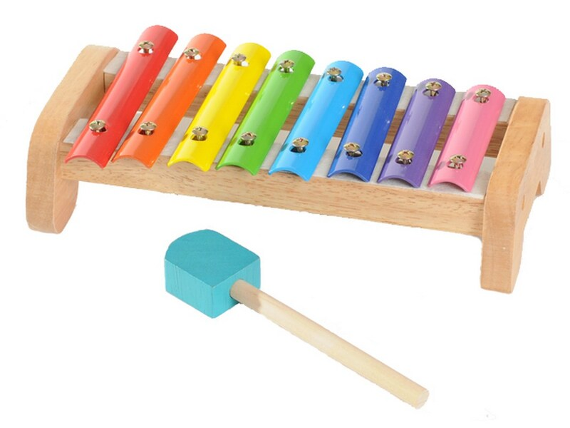 EverEarth - Xylophone multicolore - dès 18 mois