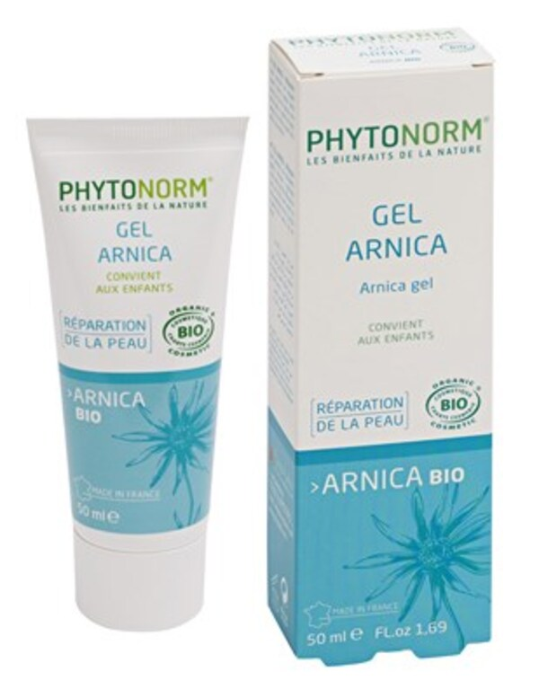 Phytonorm - Gel arnica 50ml
