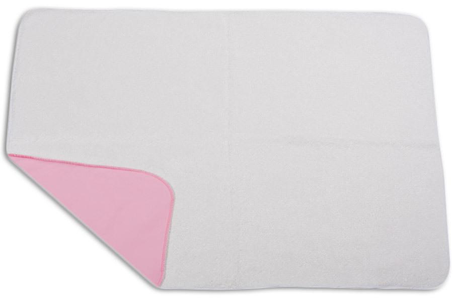 Les Tendances d Emma - Bavouillette, coloris blanc/rose