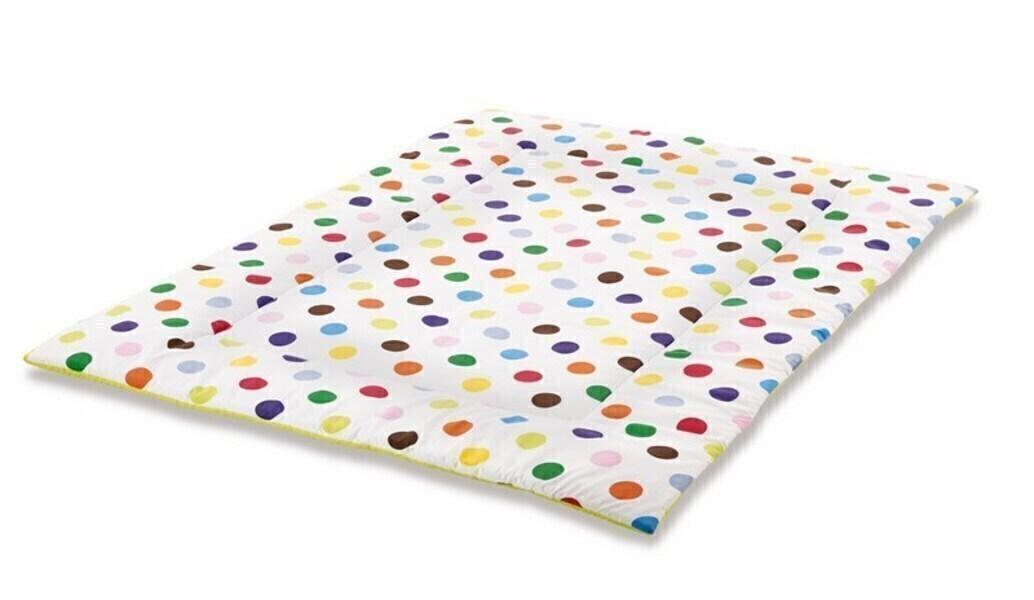 Tapis D 39 Veil Dots R Versible 135 X 100 Sieger Design For Pi Pinolino La