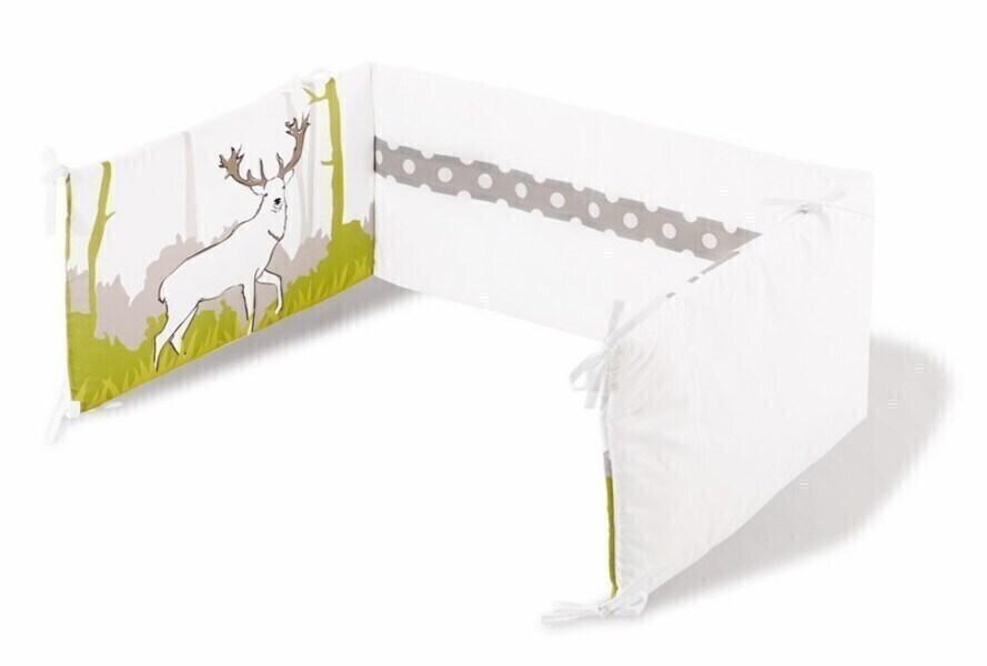 Tour De Lit Bébé Pinolino : Tour de lit enfant au motif champêtre pinolino natiloo