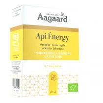 Aagaard Propolis - Api'Energy - 10 Ampoules