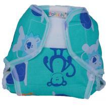 Popolini - Culotte imperméable de protection PopoWrap pour couches lavables