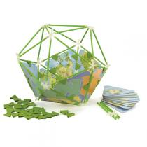 Hape - Set Globe Architectrix à fabriquer - Dès 4 ans