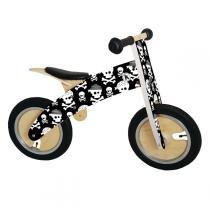 Kiddimoto - Kurve Balance bike Skull & Bone